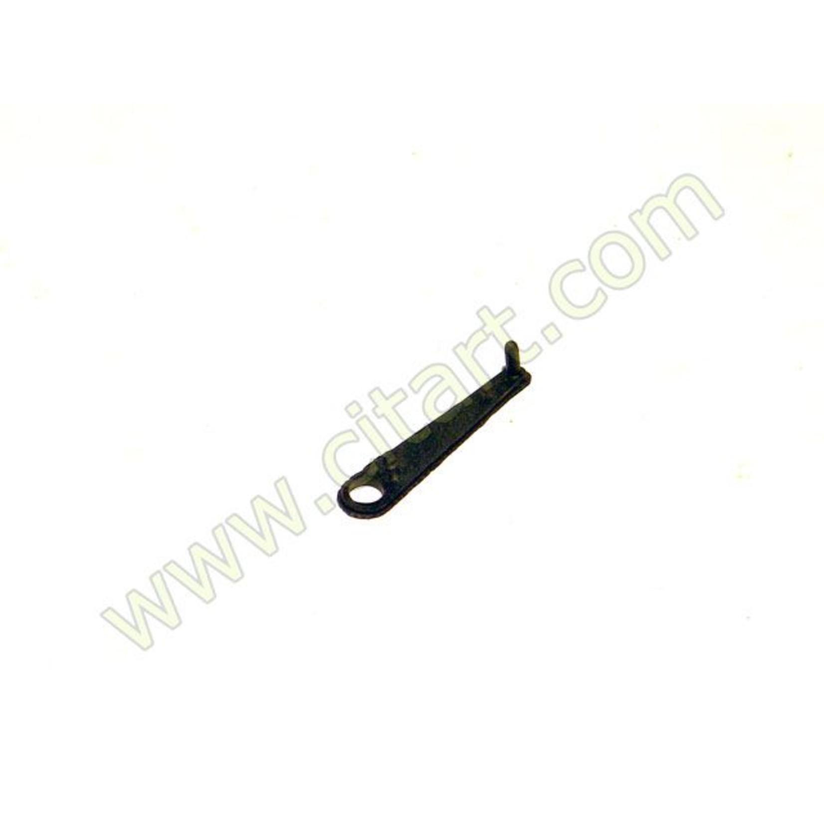 Afdichtplug koppelingsregelaar rubber l=9 Nr Org: DX314210