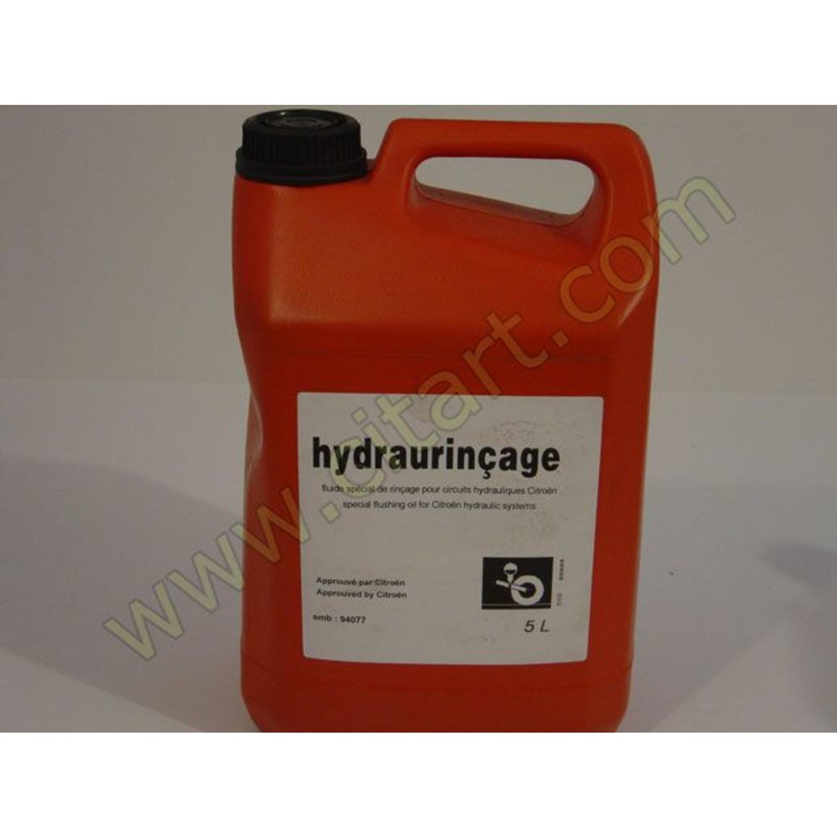 Liquido rincage system LHM