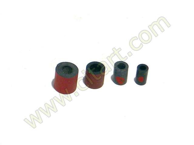 Caucho racor hidráulico LHS 3,5mm
