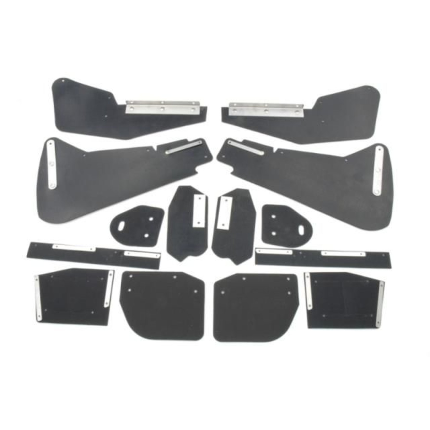 Mud flap kit berline