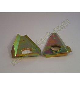 Driehoek koffer rechts