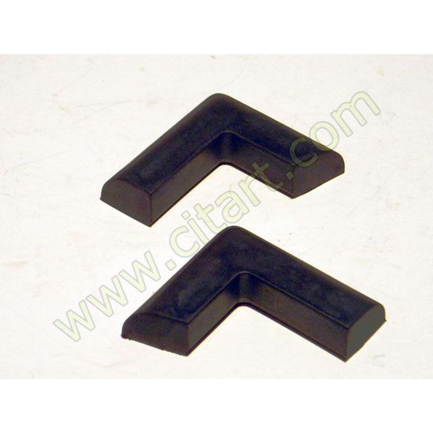 Sealing rubber rear pillar left Nr Org: D84261
