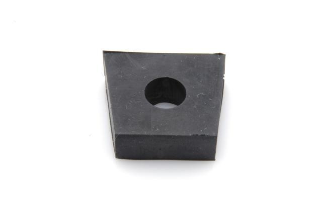 Rubber achterscherm ophangoog trapezium Nr Org: D85172
