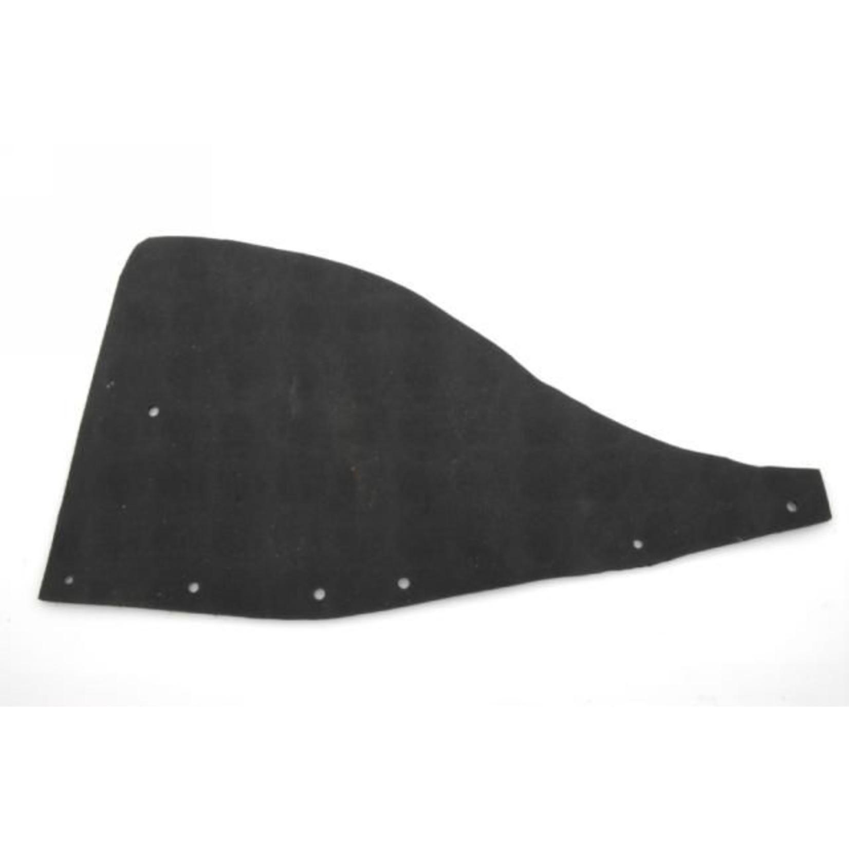 Spatlap voor achterwiel -65 Nr Org: D85111