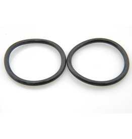 Ring seals brake housing -02/58 piston 38mm - 2 parts