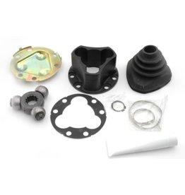 Kit reparation entraineur (rotules + tôles) - 8 pièces