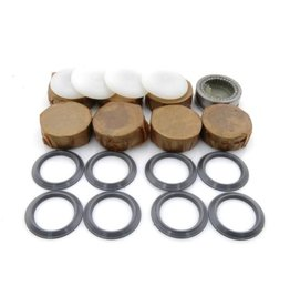 Repair kit transmission (8 bearings nylon caps) 66-