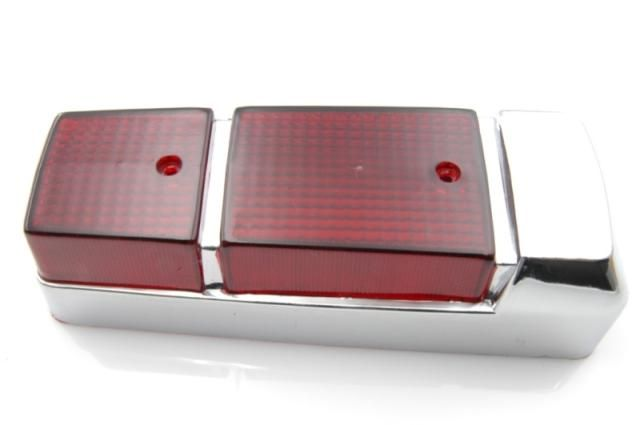 Tail light cover pallas 70- Nr Org: DX544172A