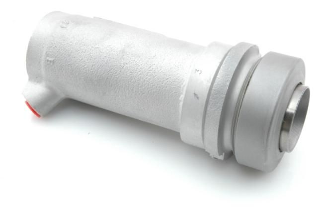 Voorveercilinder links gereviseerd LHS Nr Org: DX43402B