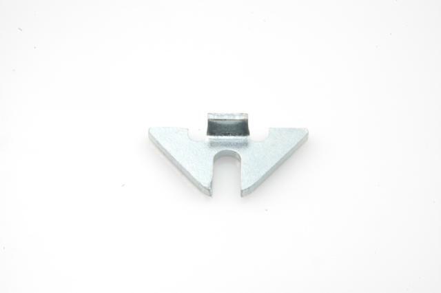 Borgplaatje achterveercilinder Nr Org: D43467