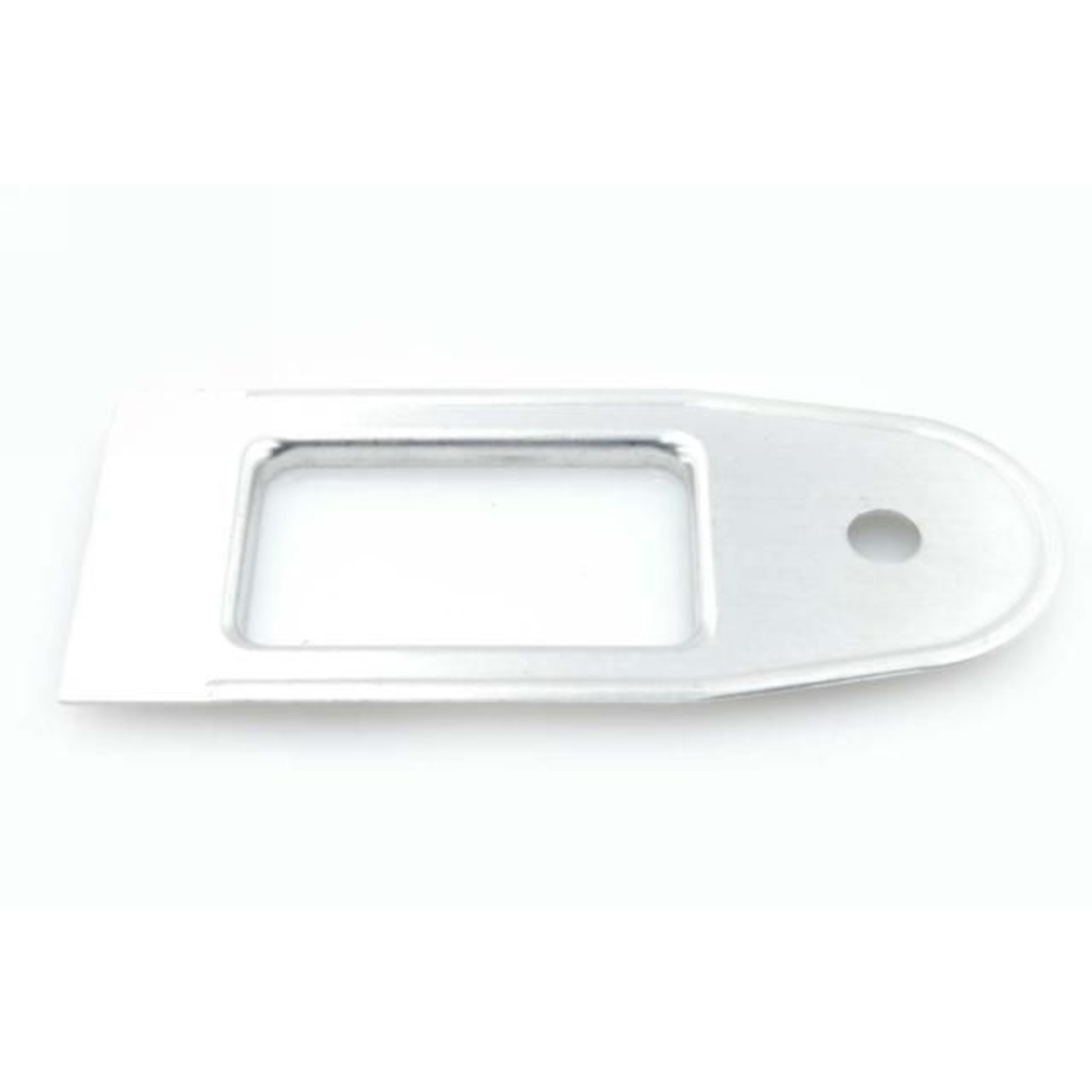 Check plate passage rear door aluminium Nr Org: DS84255B