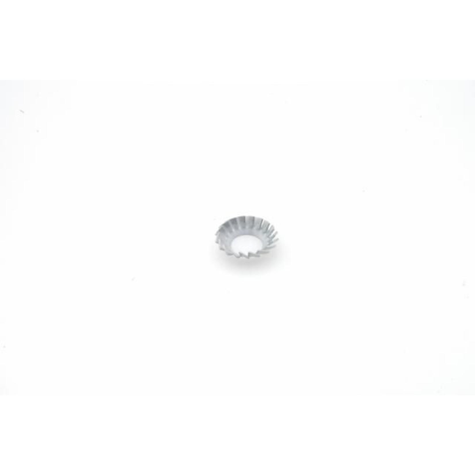 Kartelring slotvanger chroom Nr Org: DS84156