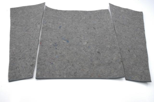 Noise reducing kit bonnet 68- Nr Org: DX98246/A