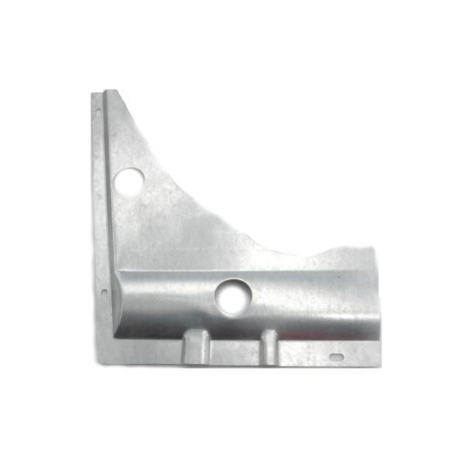 Lower shield inferior half axle left Nr Org: DX434106