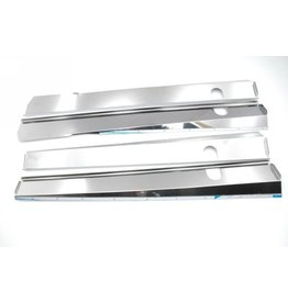 Body panels stainless steel shining break / cabriolet - 4 parts