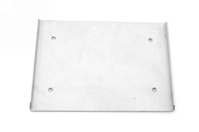 Reinforcement panel rear floor jack stud Nr Org: sans ref