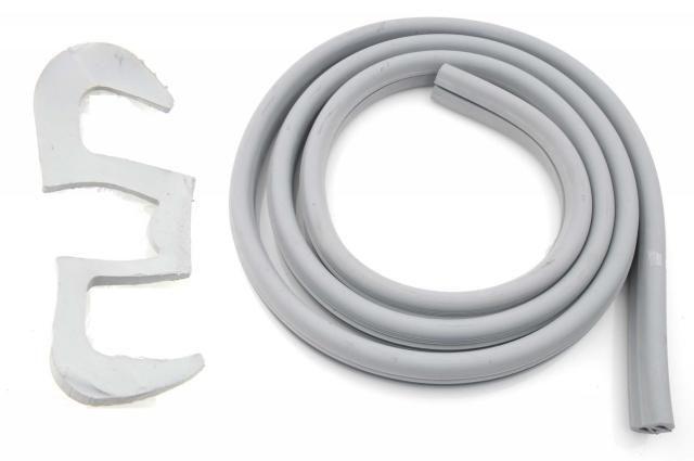 Windscreen strip grey 2300mm Nr Org: DX96198