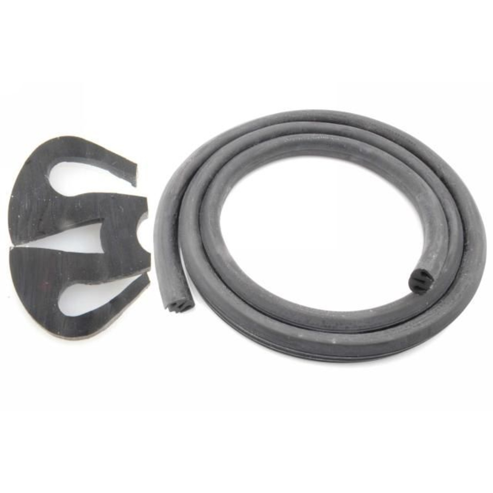 Windscreen strip black 2300mm Nr Org: DM96198