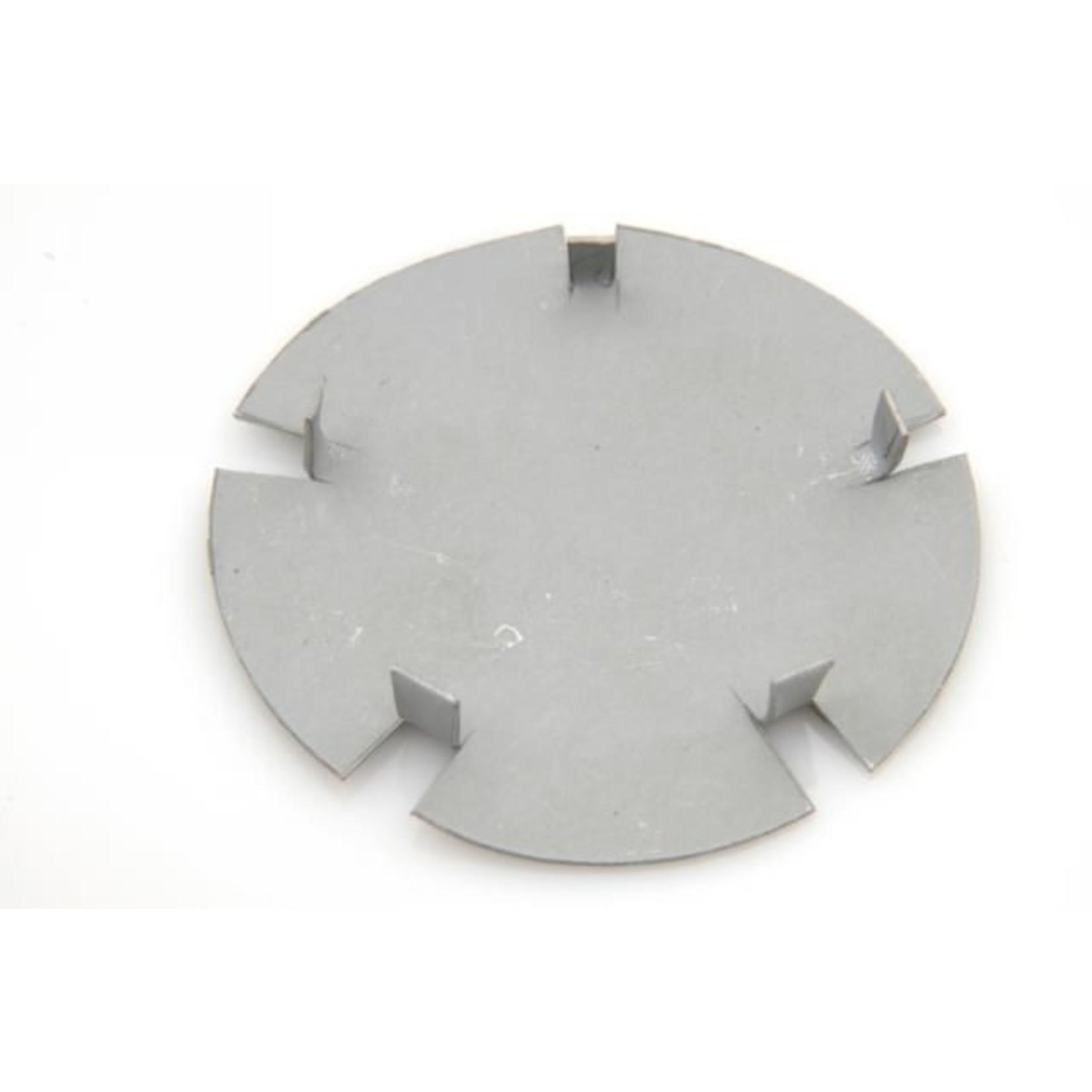 Bodemafdichtdop metaal + kartels Nr Org: DX744126