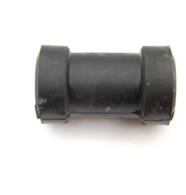 Rubber buffer adjustable bracket