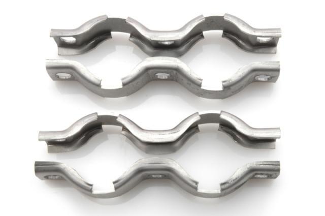 Collars rear silencers SM Nr Org: 5406145