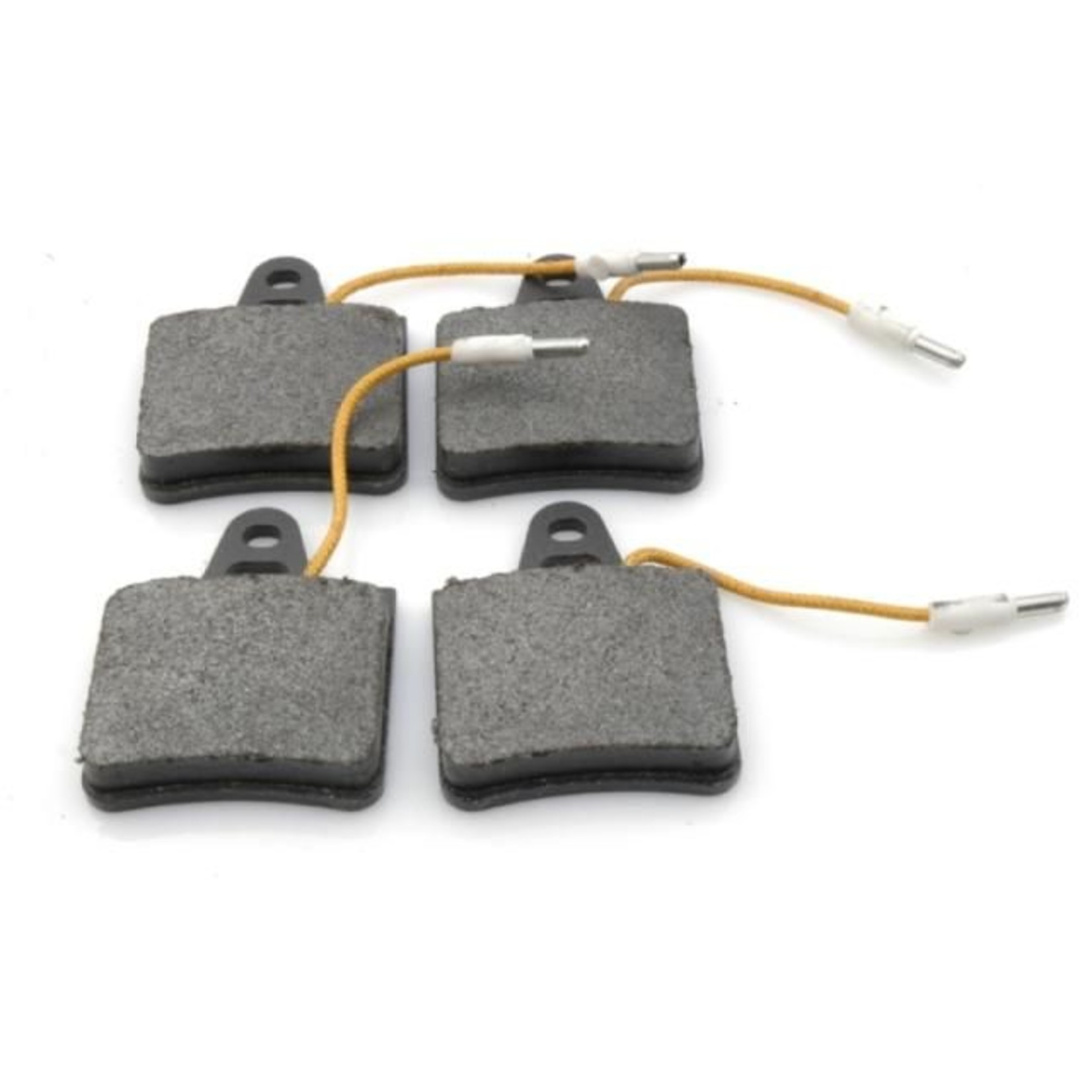 Rear brake pads with connection wire SM 72- Nr Org: 5422680