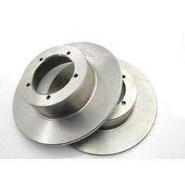 Brake discs rear SM - 2 parts