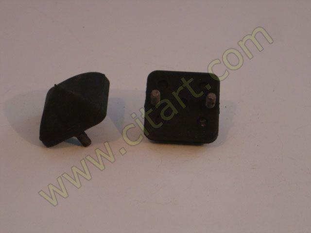 Buffer square rear break Nr Org: DF4371