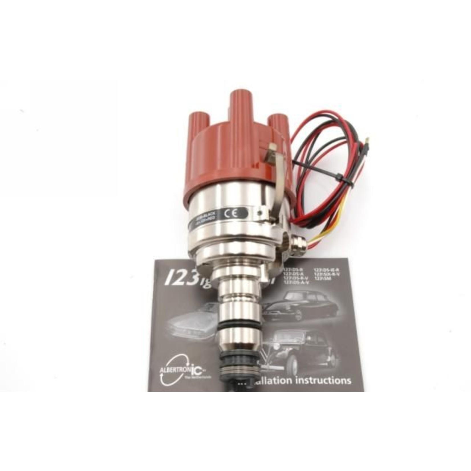 Allumeur electronic 123 Bosch Nr Org: 123/DS-IE