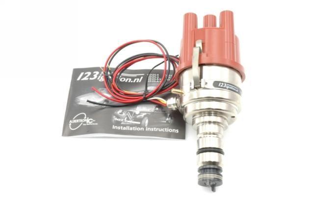 123 ontsteking ID + vacuum ID Nr Org: 123/DS-IE