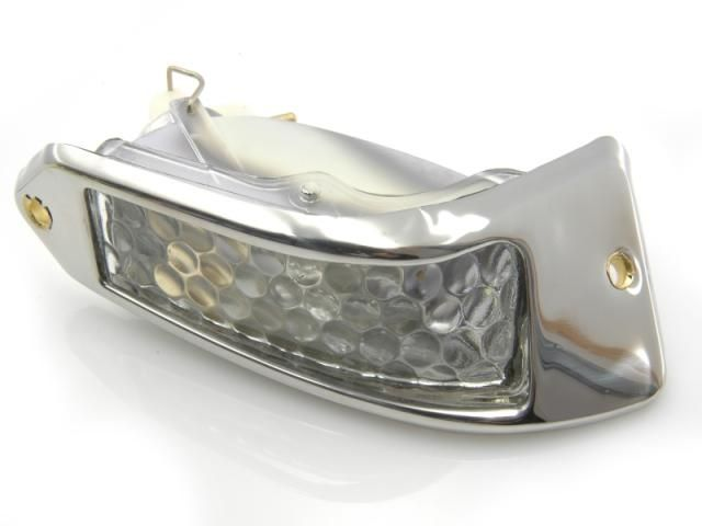 Front indicator white left pallas -68 Nr Org: DS57535