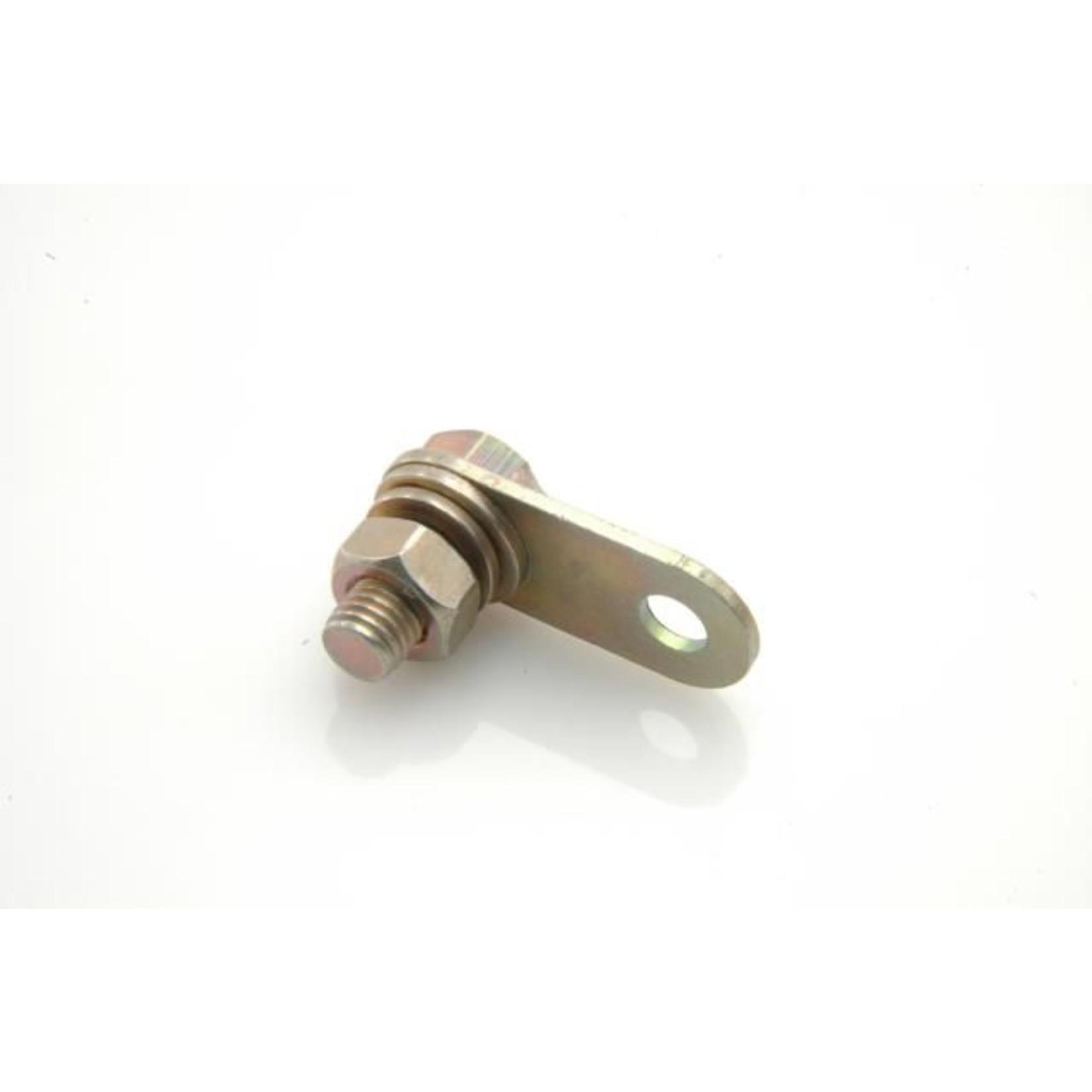 Hoogtebedieningskabelklem koplamp 68- Nr Org: DX541108