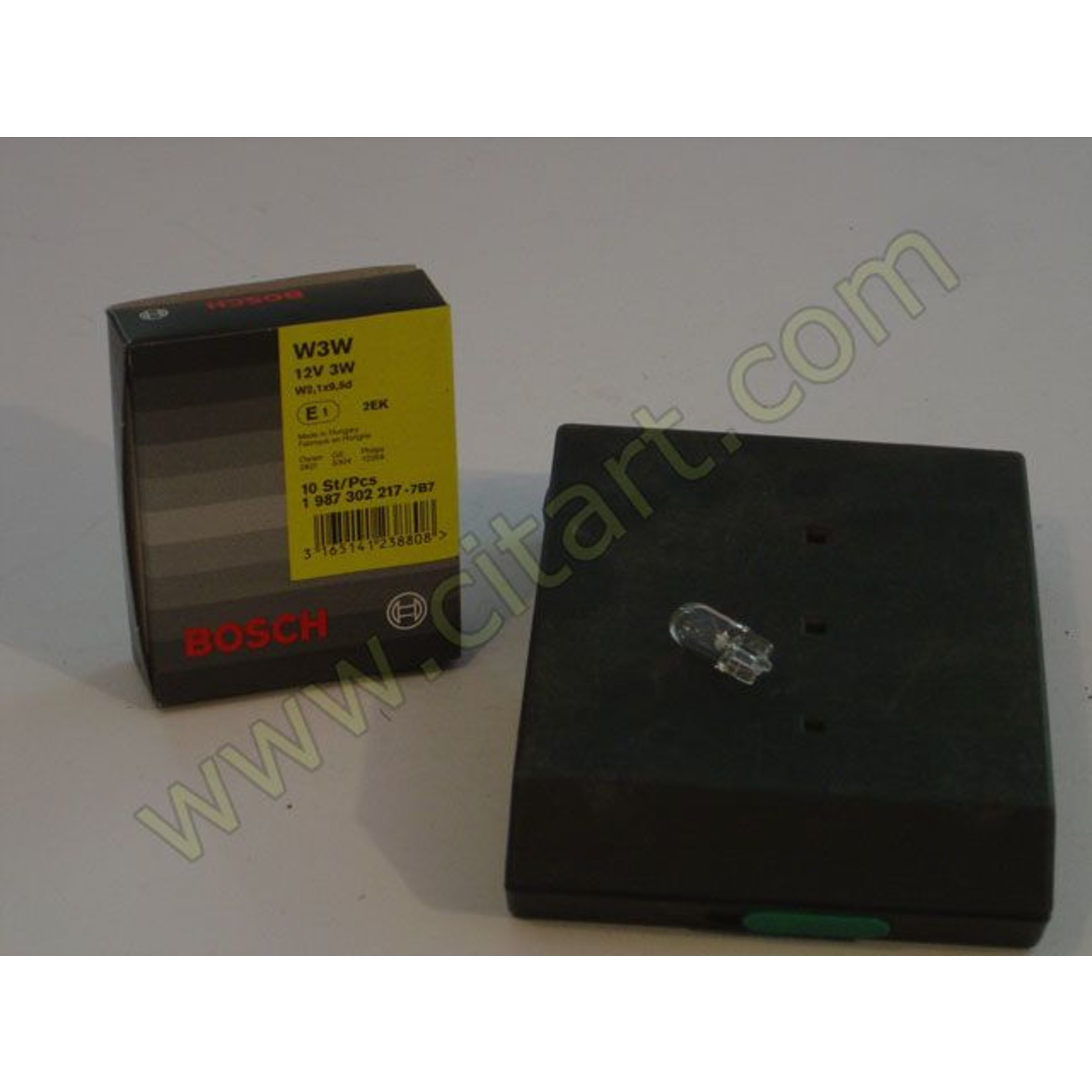 Dashbordlamp -07/72 12V - 3W Nr Org: ZC9614680