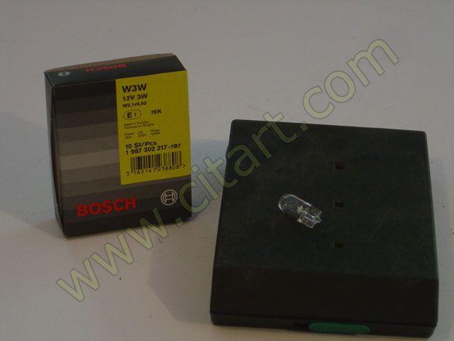 Bulb dashboard -07/72 12V - 3W Nr Org: ZC9614680