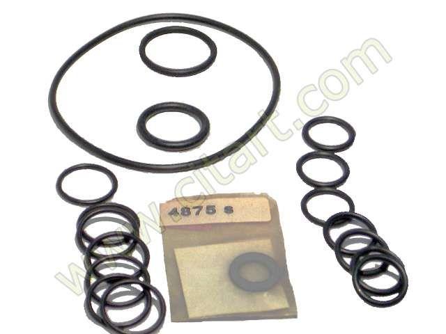 Pochette de joint pompe hydraulique 7 pistons Nr Org: 24872009