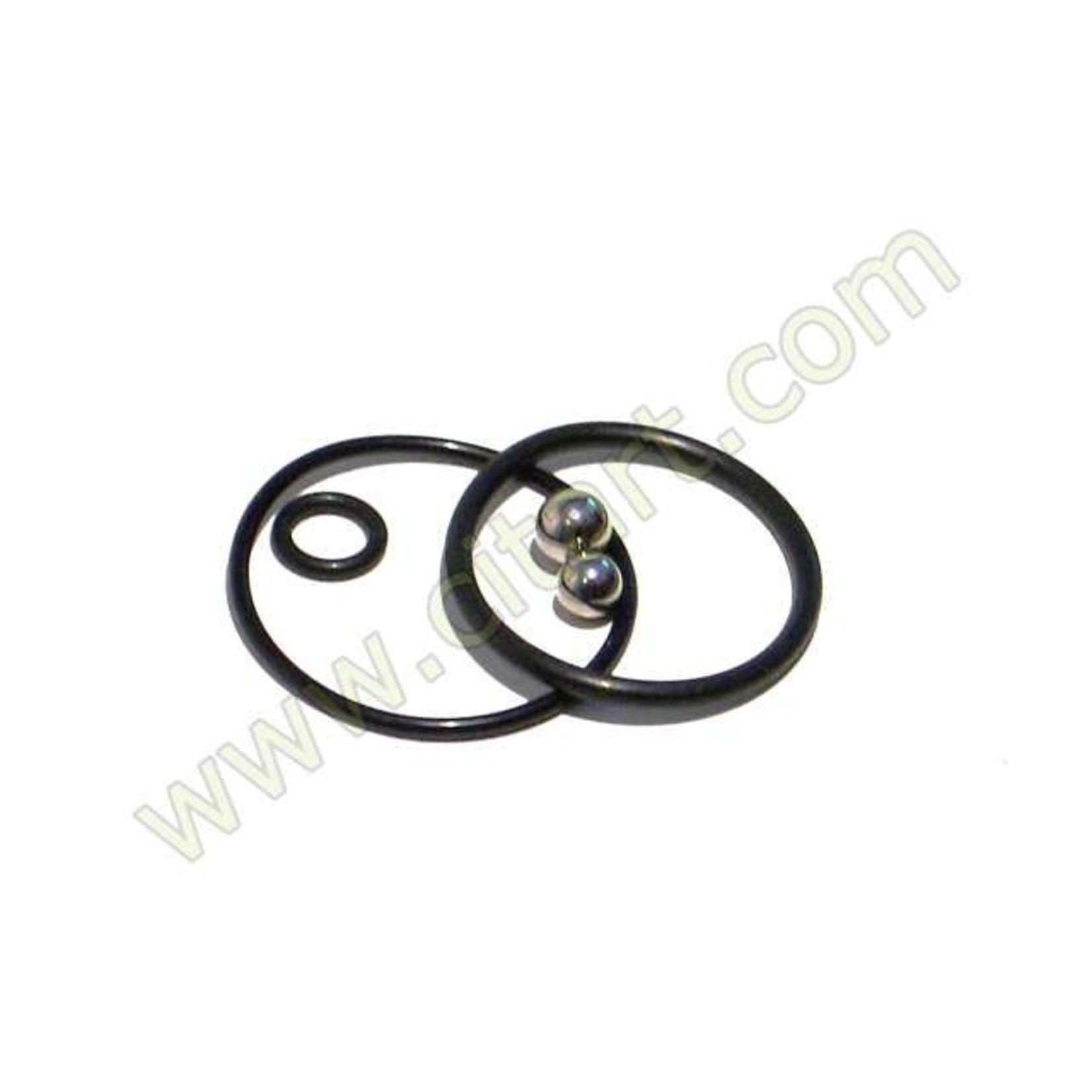 Repair kit pressure regulator steel LHM / LHS