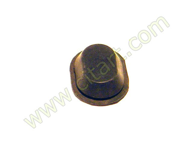 Rubber oval plug