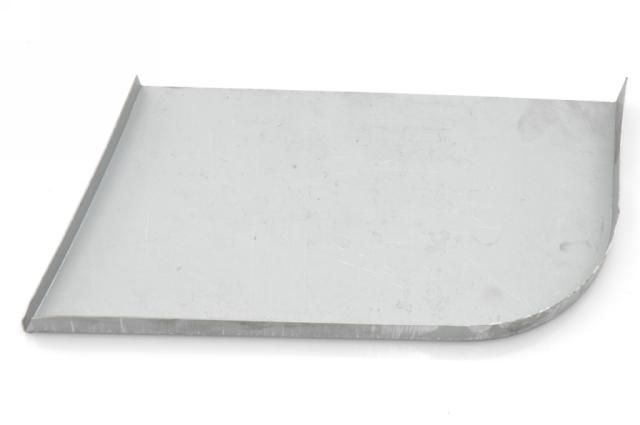 Outside panel front wing left