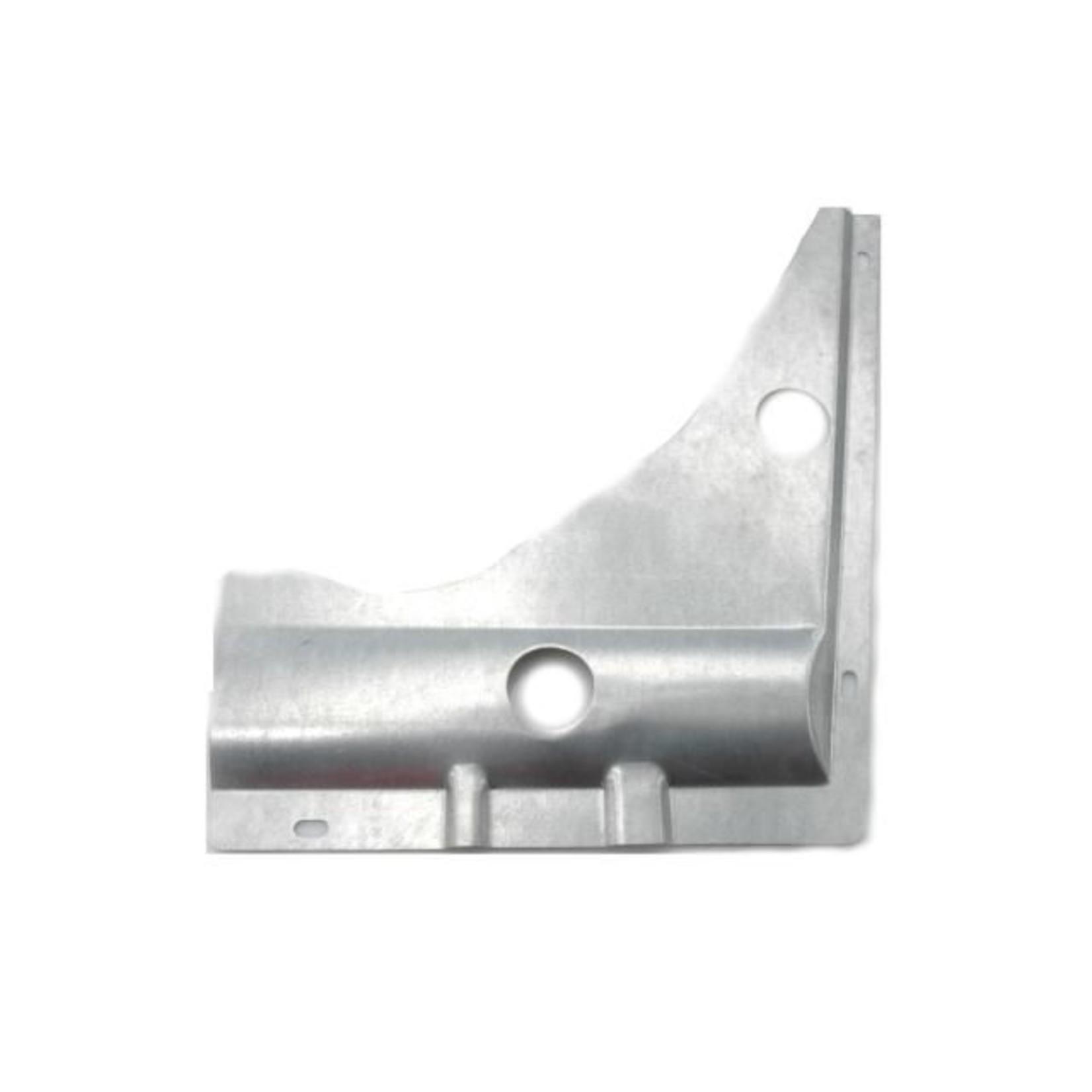 Lower shield inferior half axle right Nr Org: DX434107