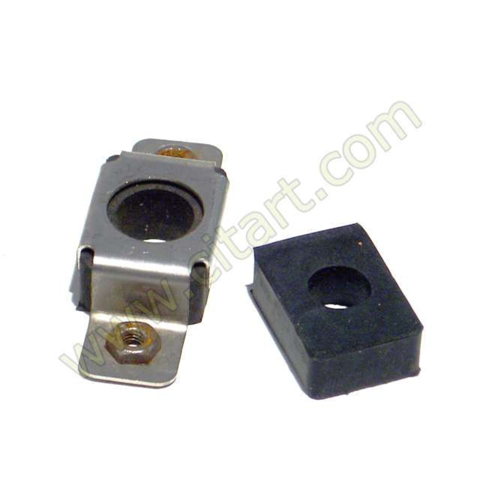Broche aile arrière carre Inox Nr Org: DX851224A