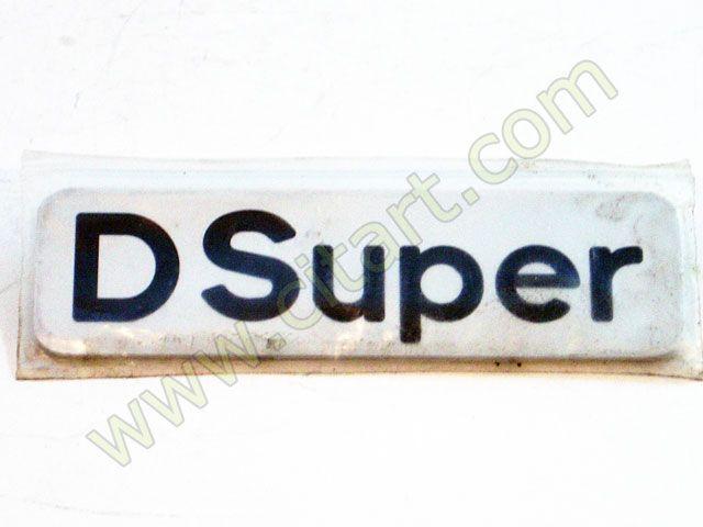 "Monogram ""d super"" 72- Nr Org: 5430279"