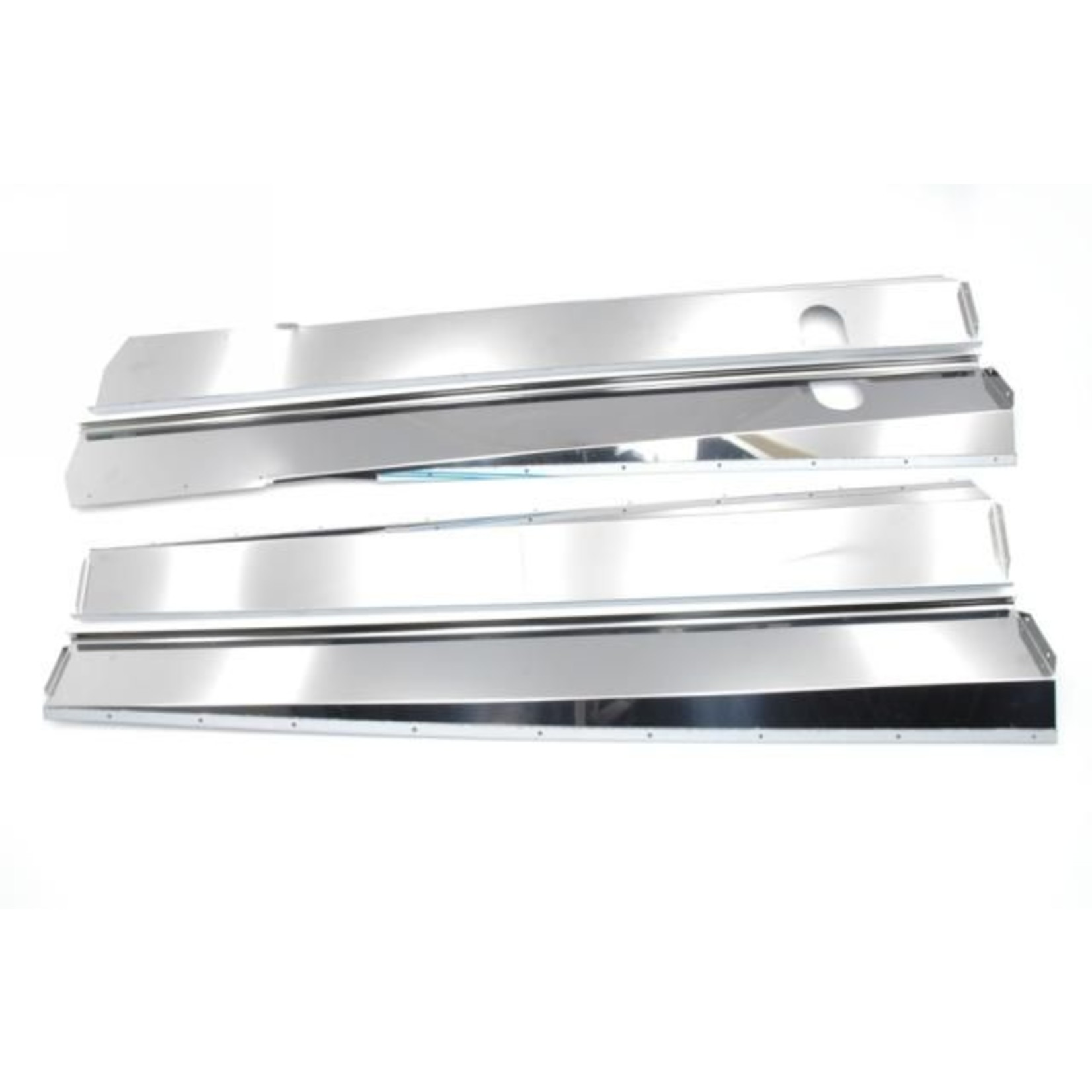 Body panels stainless steel shining Nr Org: DS85362B