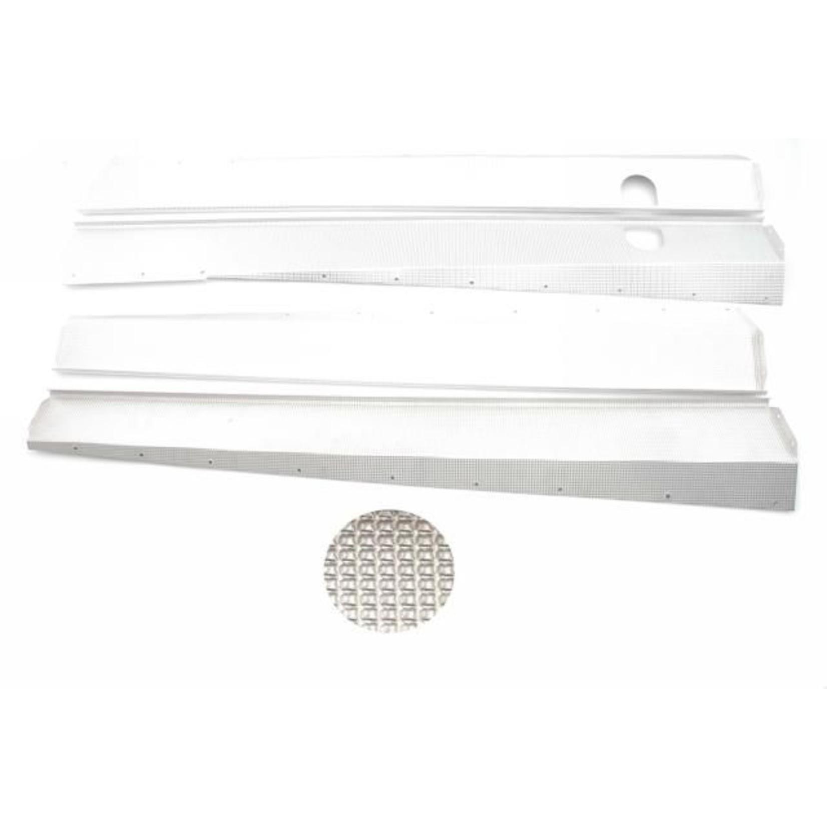 Tôle finition aluminium Nr Org: DS85362D