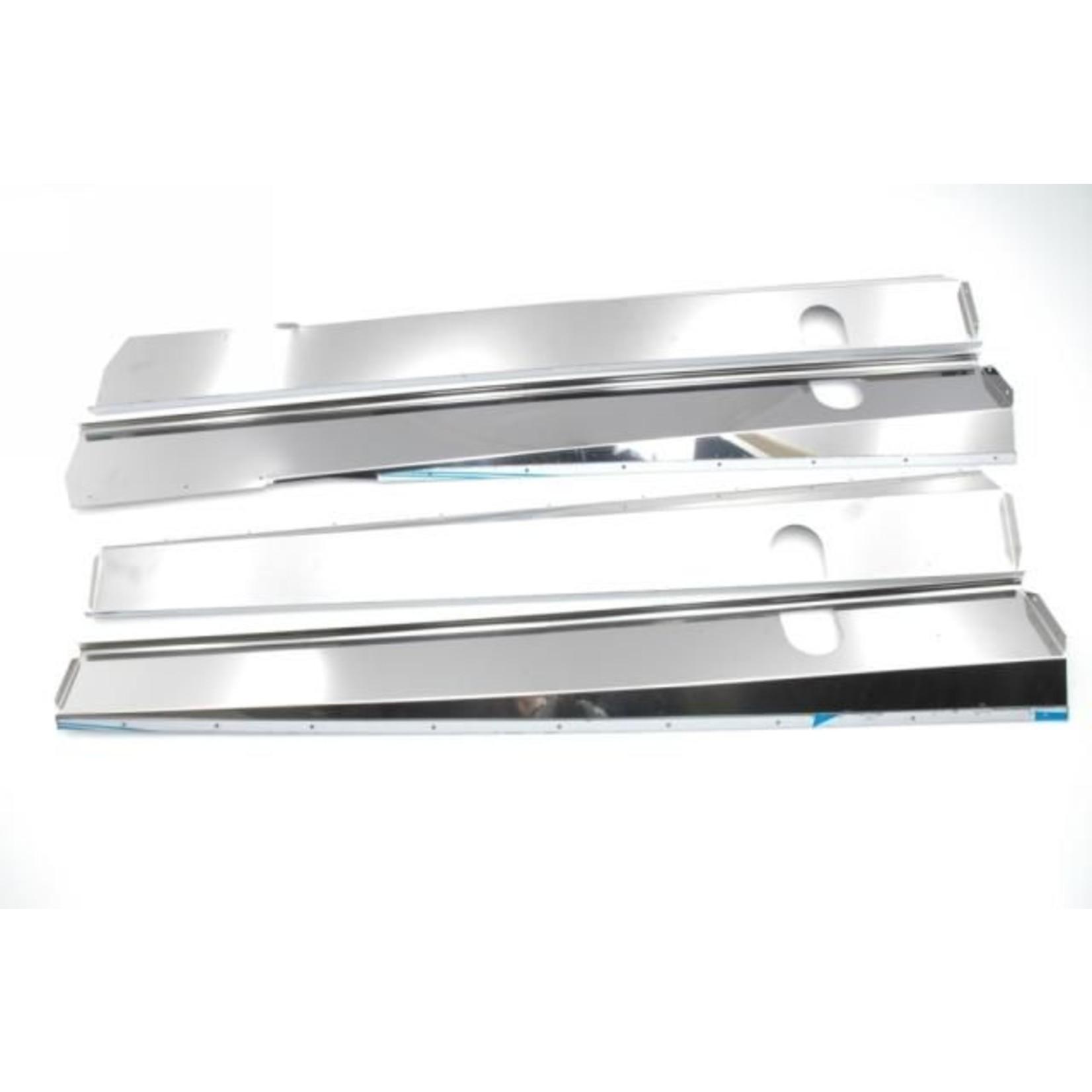 Chapas de caja Inox brillant break / cabriolet Nr Org: DS85363D