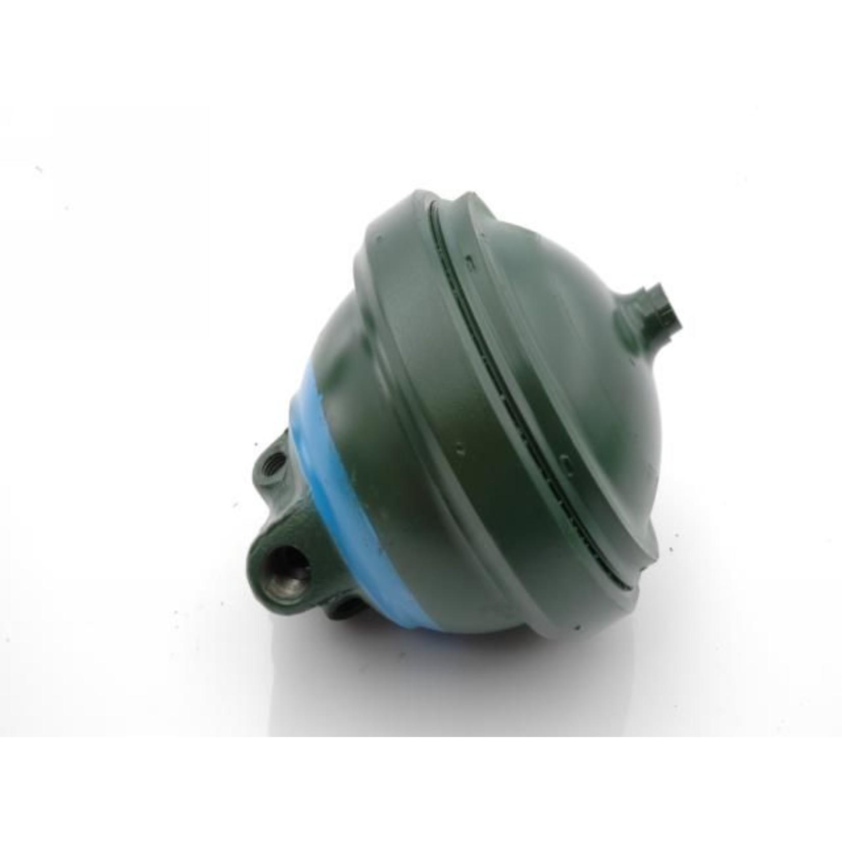 Esfera accumulador de freno 3 bocas reaconditionado LHM 40 bar Nr Org: 5415541