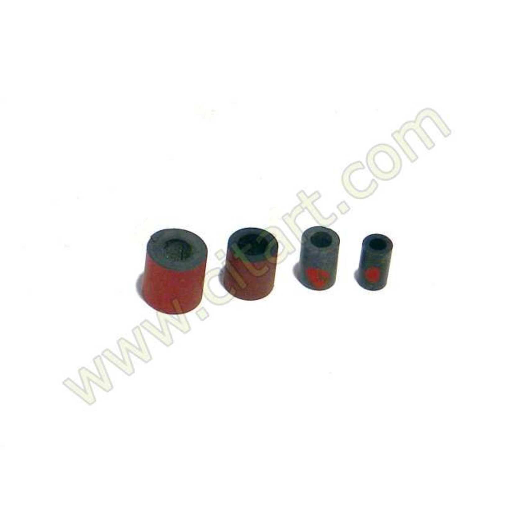 Rubber joint hydraulic pipe LHS 6,35mm Nr Org: 21590009