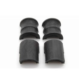 Rubber gear box support 63-65 - 4 parts