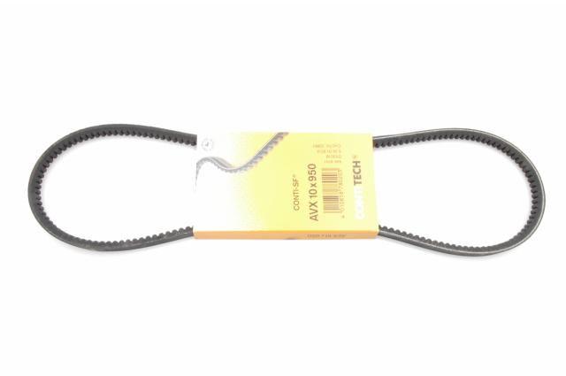 V-snaar waterpomp - dynamo 66-67 10 x 950 Nr Org: DD2316