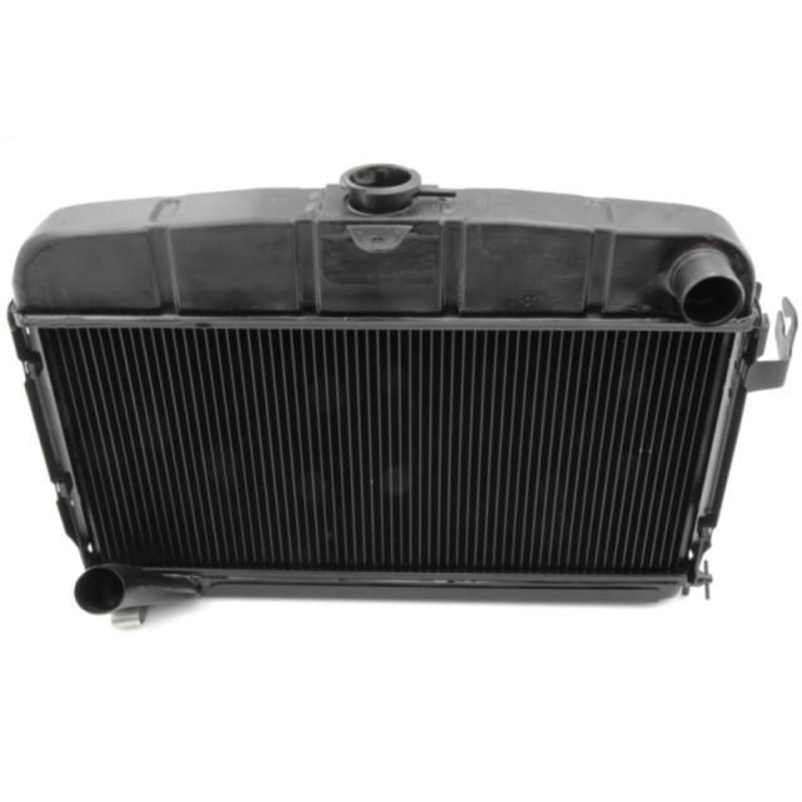 Radiador con soporte capo reaconditionado 62-65