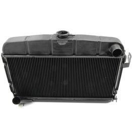 Radiateur met motorkapsteun gereviseerd 62-65